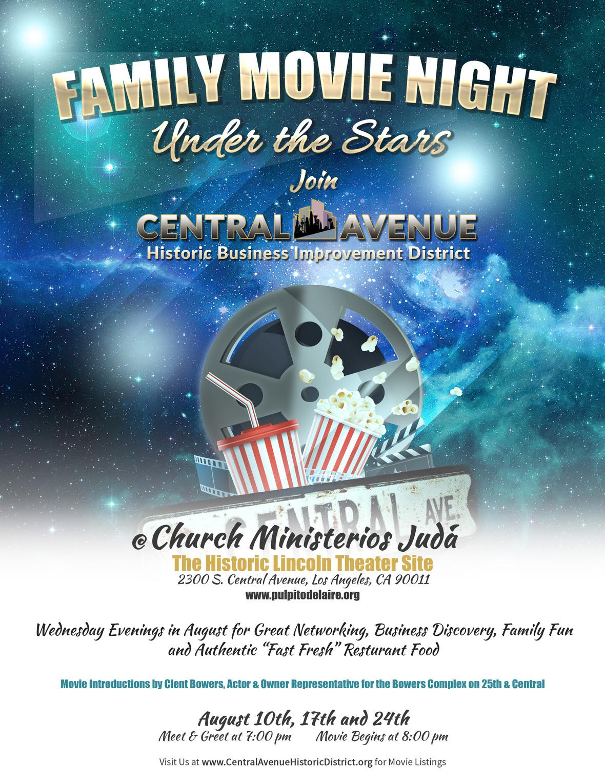 Movie Night Flyer - Final