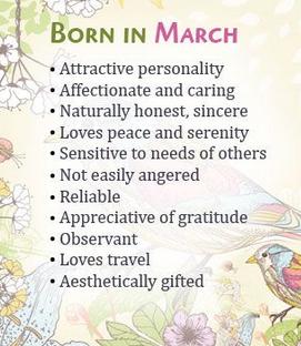 march born