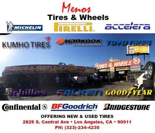 Menos Tires