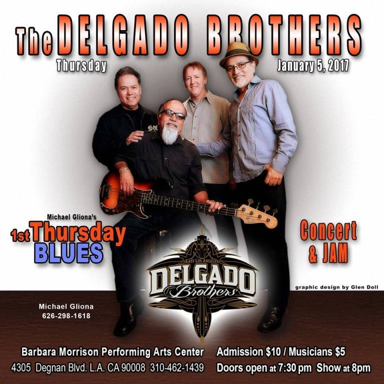 BMPAC The Delago Brothers Jan 5 2017