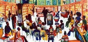 Esowon Books Store Art