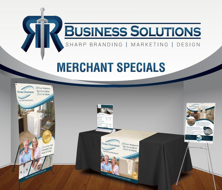 Merchant-Display-Special
