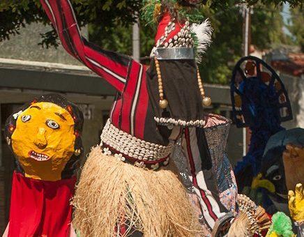 Festival of Mask June 2017