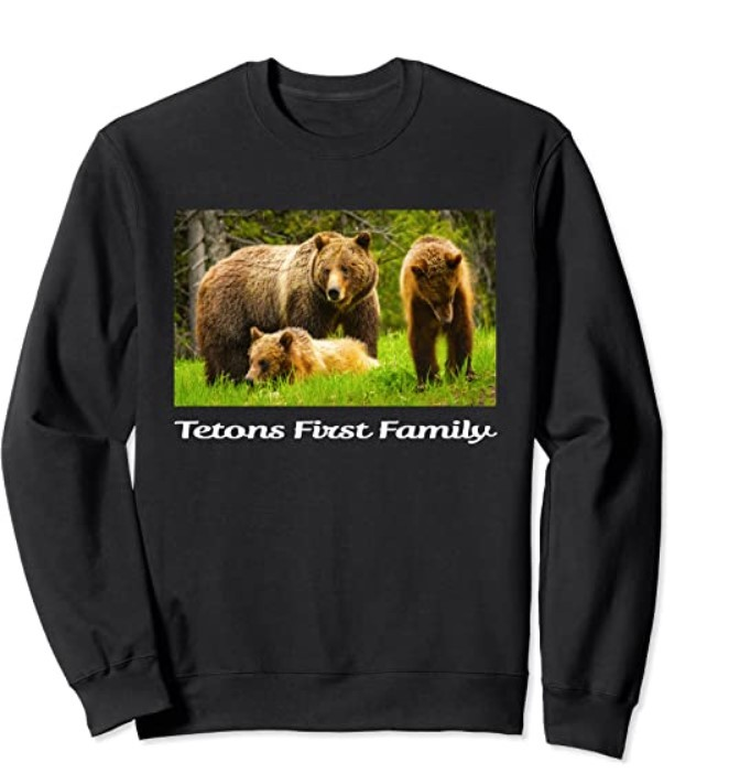 Tetons First Family