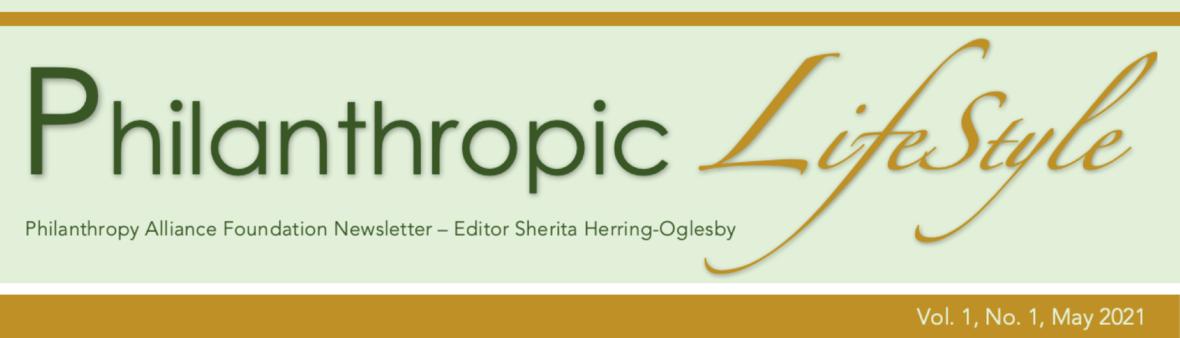 Philanthropic Lifestyle Newsletter Banner 2