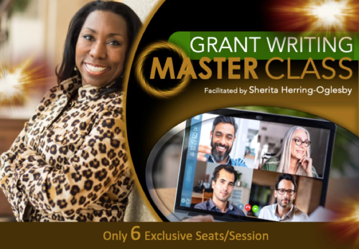 Grant Master Class with Sherita Herring-Oglesby