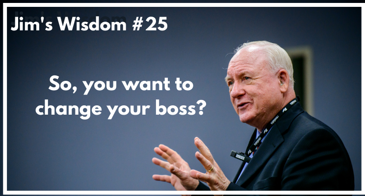 Jims Wisdom 25 cover