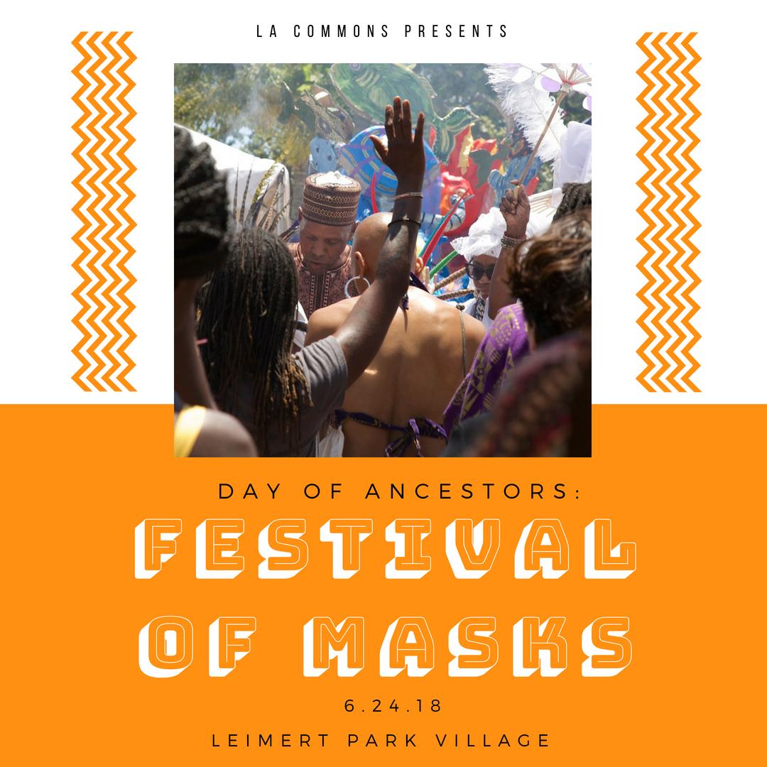 Festival of Mask - 2018
