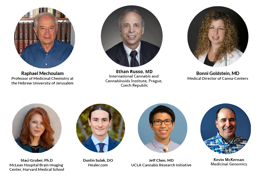 CannMed 2018 Featured Speakers for 3Key