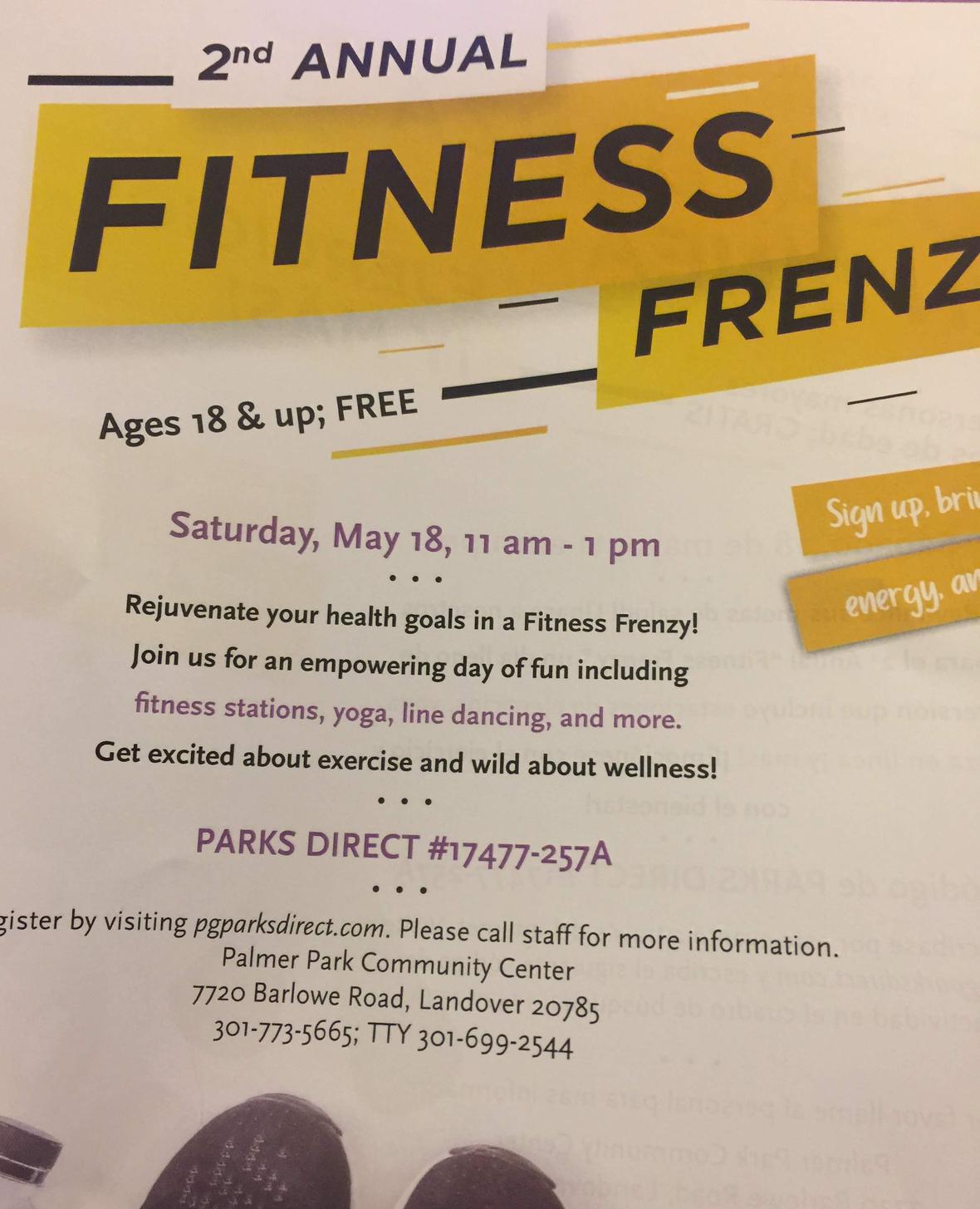 fitness frenz