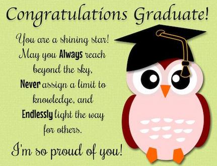 graduates congrats